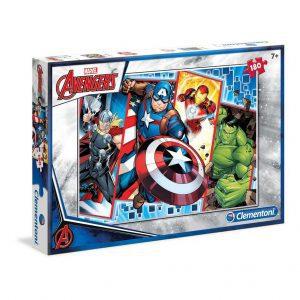 Avengers puzzle 180 dijelova
