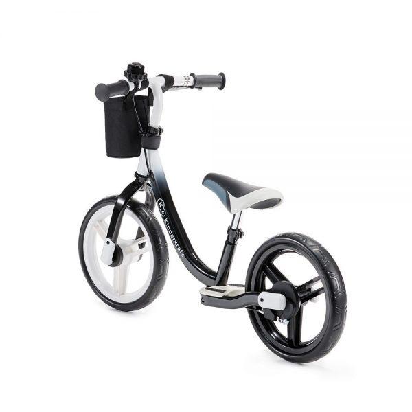 Bicikl bez pedala za djecu crni