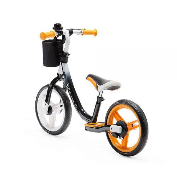 Bicikl bez pedala za djecu narančasti