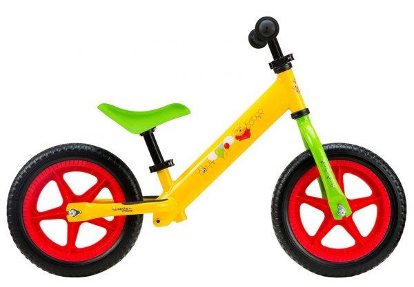 Bicikl guralica Winnie Pooh