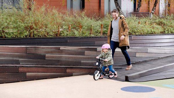 Biciklić bez pedala za djecu