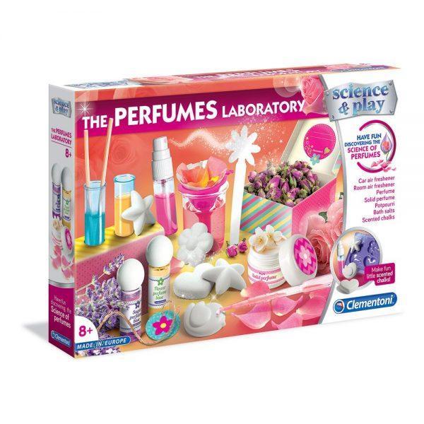 Clementoni set za izradu parfema