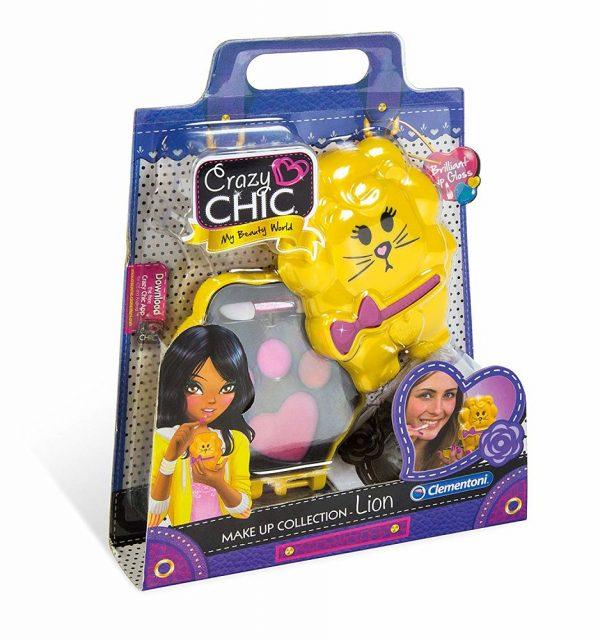 Crazy Chic sjajila u kutiji lav