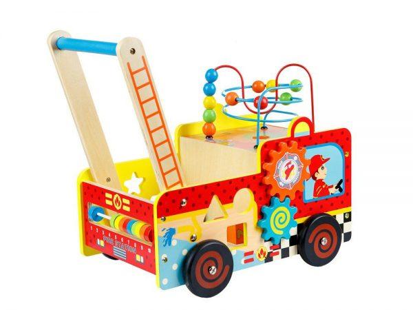 Didaktička guralica kamion