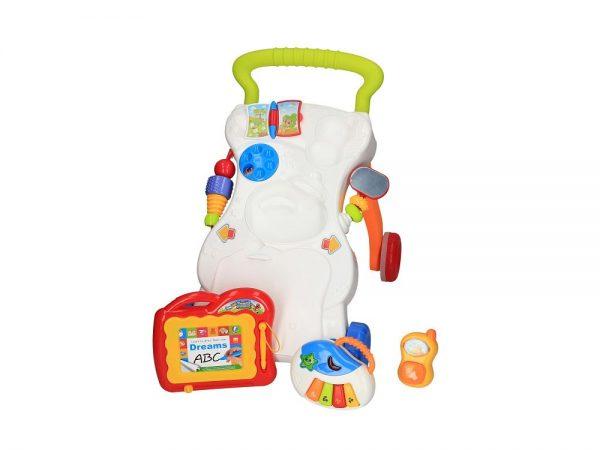 Dječja guralica hodalica s igračkama