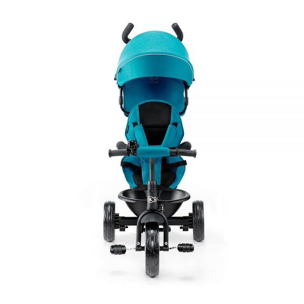Dječja guralica tricikl Kinderkraft Aston plavi