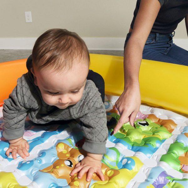 Dječja podloga na napuhavanje