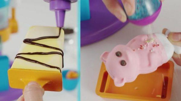 Dječji aparat za sladoled na štapiću