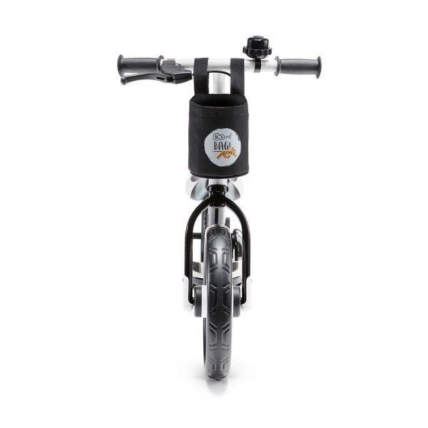 Dječji bicikl bez pedala crni