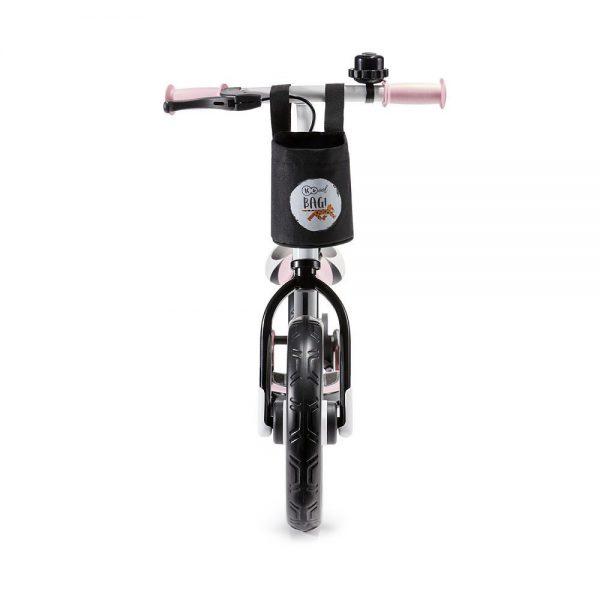 Dječji bicikl bez pedala rozi