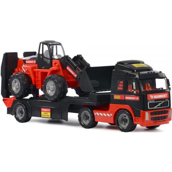 Dječji kamion i bager Volvo