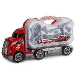 Dječji kamion s alatom za sastavljanje