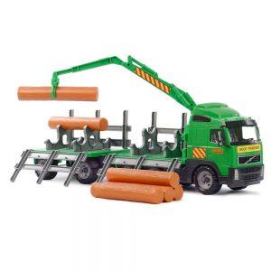 Dječji kamion za prijevoz drva Volvo