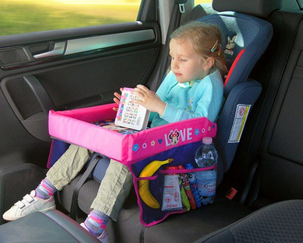 Dječji stolić za auto Minnie Mouse