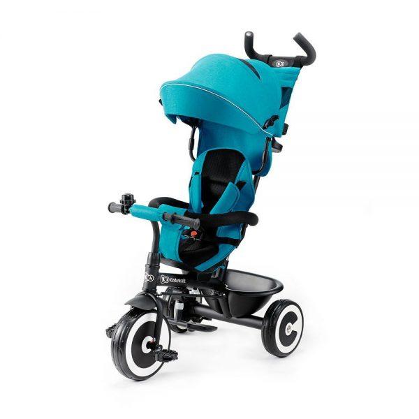 Dječji tricikl Kinderkraft Aston plavi