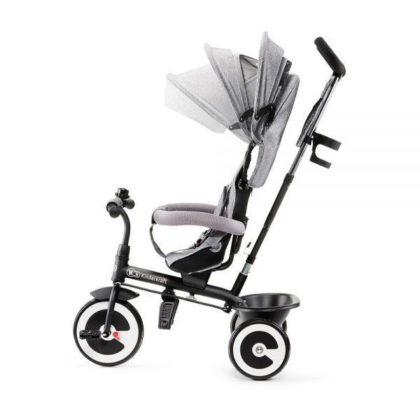 Dječji tricikl Kinderkraft Aston pomično sjenilo