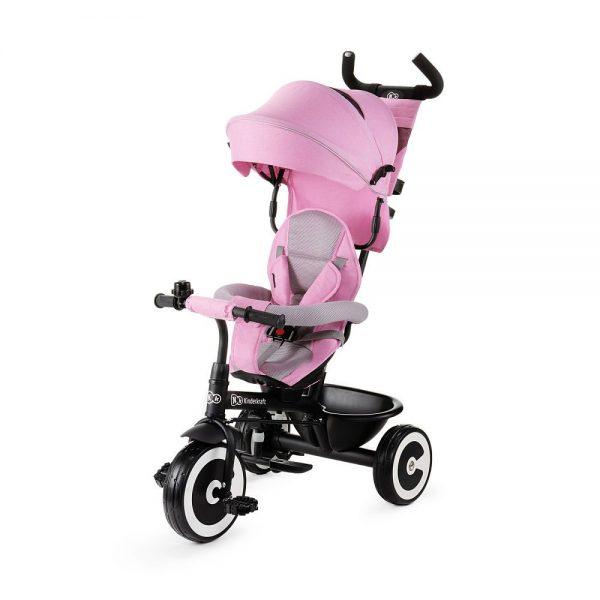 Dječji tricikl Kinderkraft Aston rozi