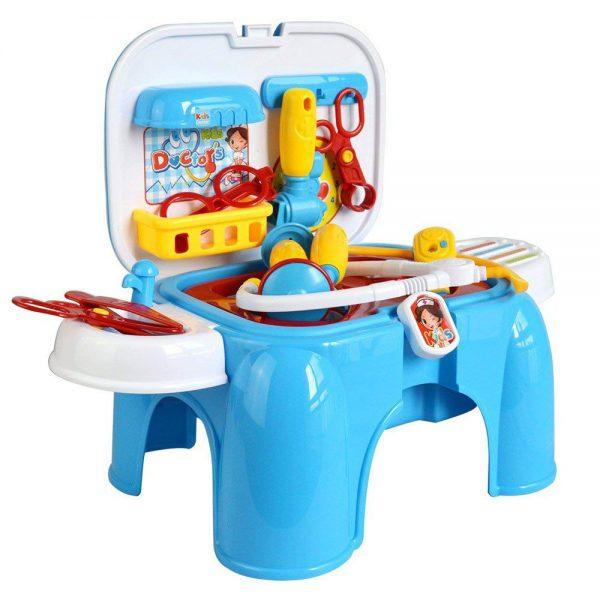 Doktorski set za igru stolac