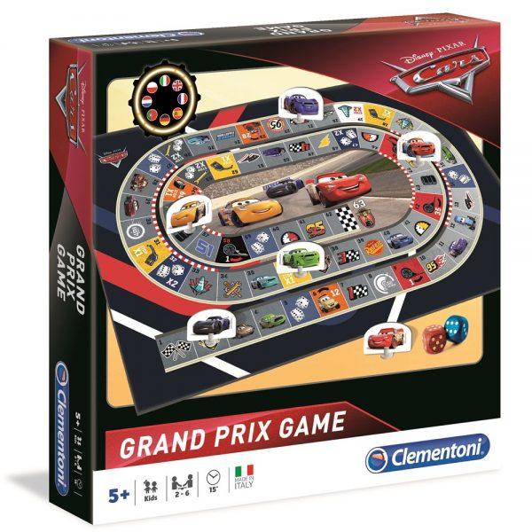 Društvena igra Cars Grand Prix
