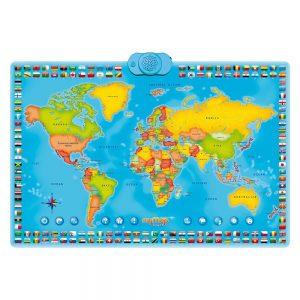 Društvena igra Karta svijeta