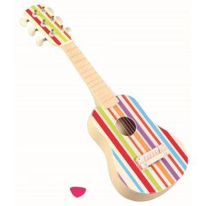 Drvena dječja gitara