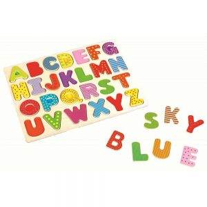 Drvena ploča sa slovima