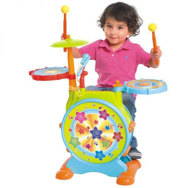 Elektronički bubnjevi za djecu