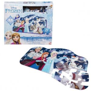 Frozen velike spužvaste puzzle