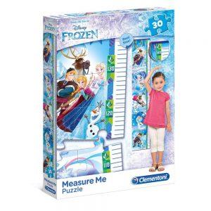 Frozen puzzle visinomjer