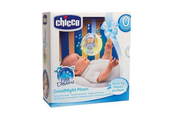 Glazbeni mjesec Chicco plavi