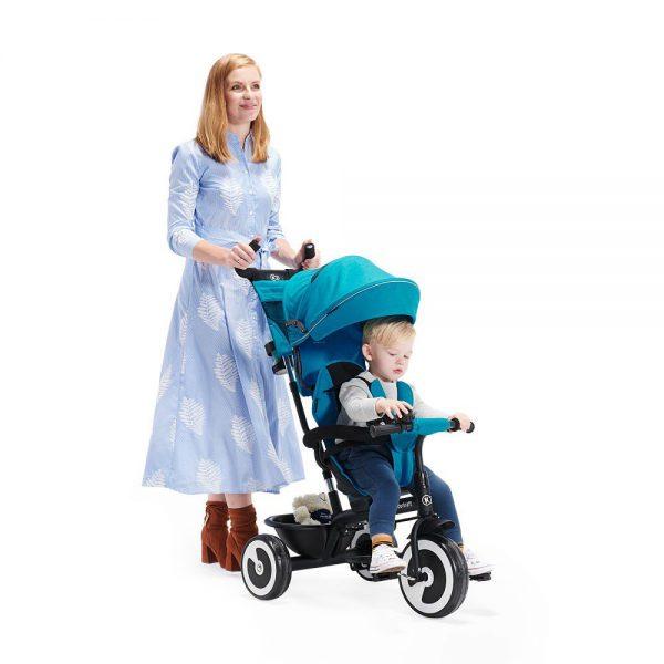 Guralica tricikl za bebe Kinderkraft Aston