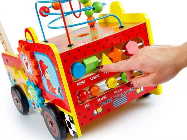 Guralica za bebe Vatrogasni kamion
