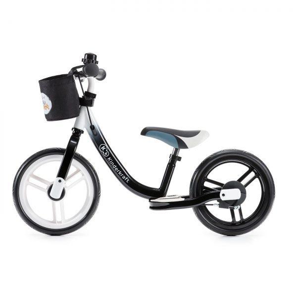 Kinderkraft Space bicikl bez pedala crni