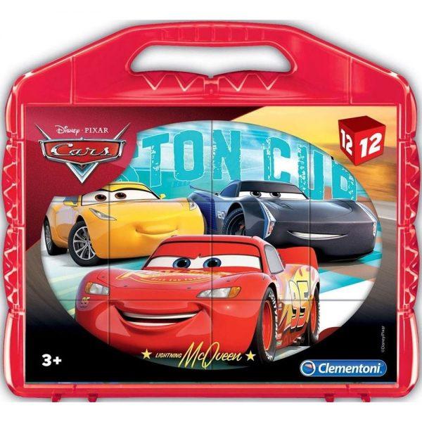 Kocke slagalice Disney Cars