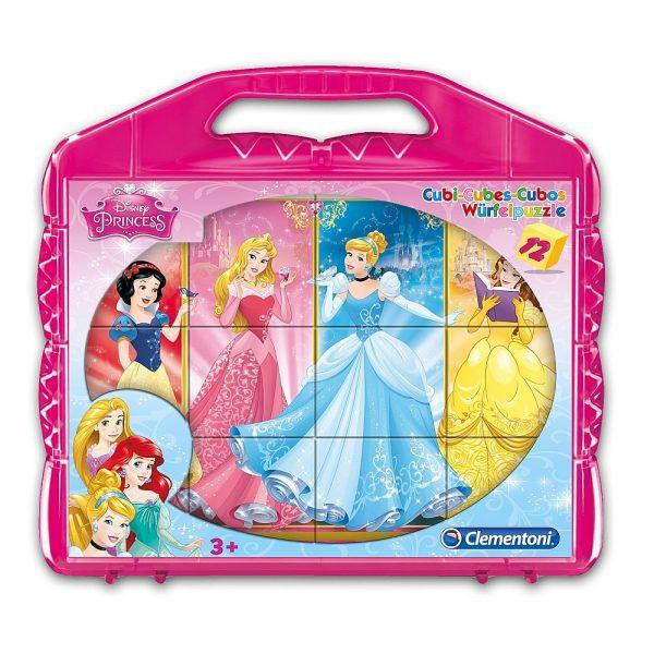 Kocke slagalice Disney princeze