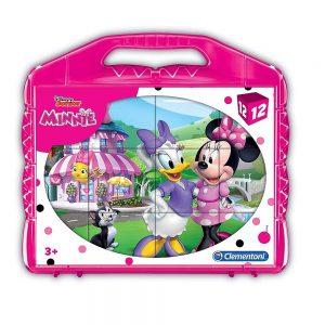 Kocke slagalice Minnie Mouse