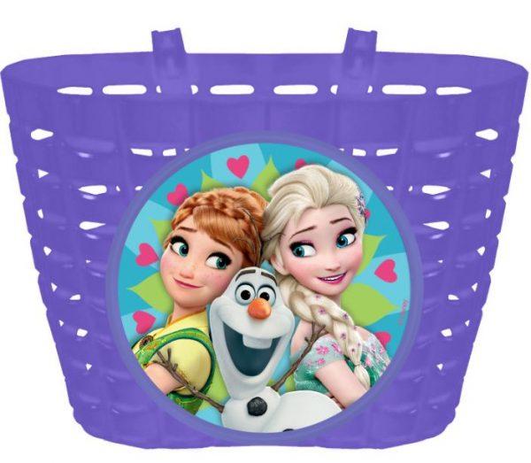Košara za dječji bicikl Frozen