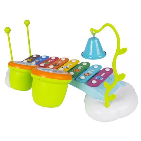 Ksilofon s bubnjevima igračka