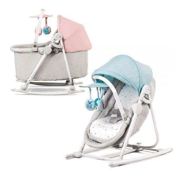Ležaljka za bebe 5 u 1 Kinderkraft Unimo