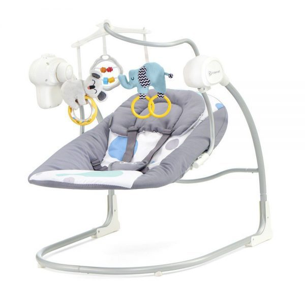 Ležaljka za bebe Kinderkraft Minky