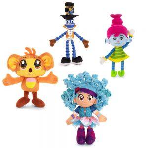 Luna Petunia plišane igračke