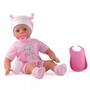 Lutka beba koja pije i plače