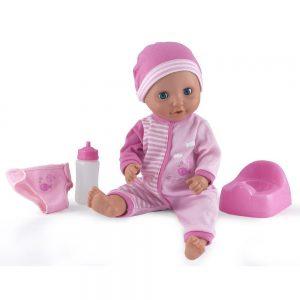 Lutka beba s kahlicom