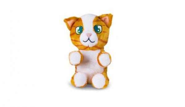 Mini tickles narančasta maca