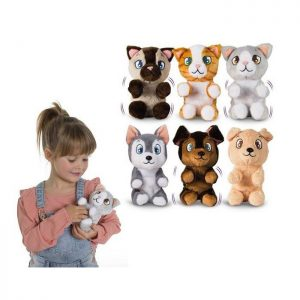 Mini tickles plišane igračke