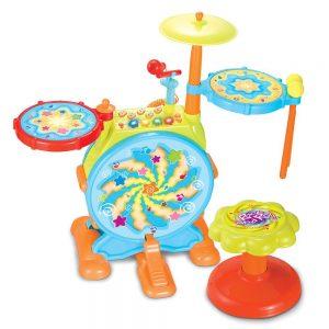 Moji prvi bubnjevi