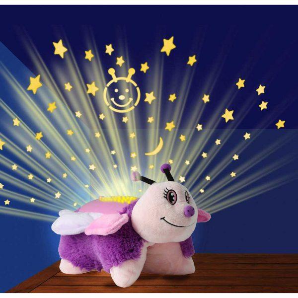 Noćno nebo projektor plišani leptir