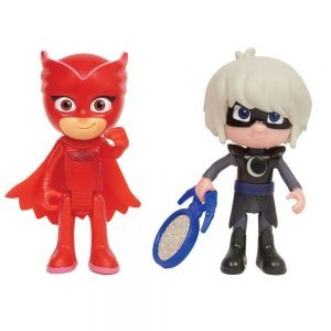PJ Masks set figurica Owlette i Luna Girl