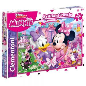 Puzzle Clementoni Minnie Mouse Brilliant