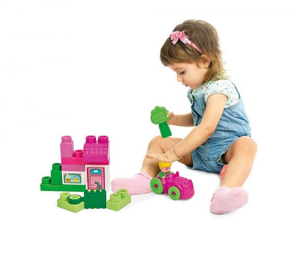 Set kocki za bebe Kućica